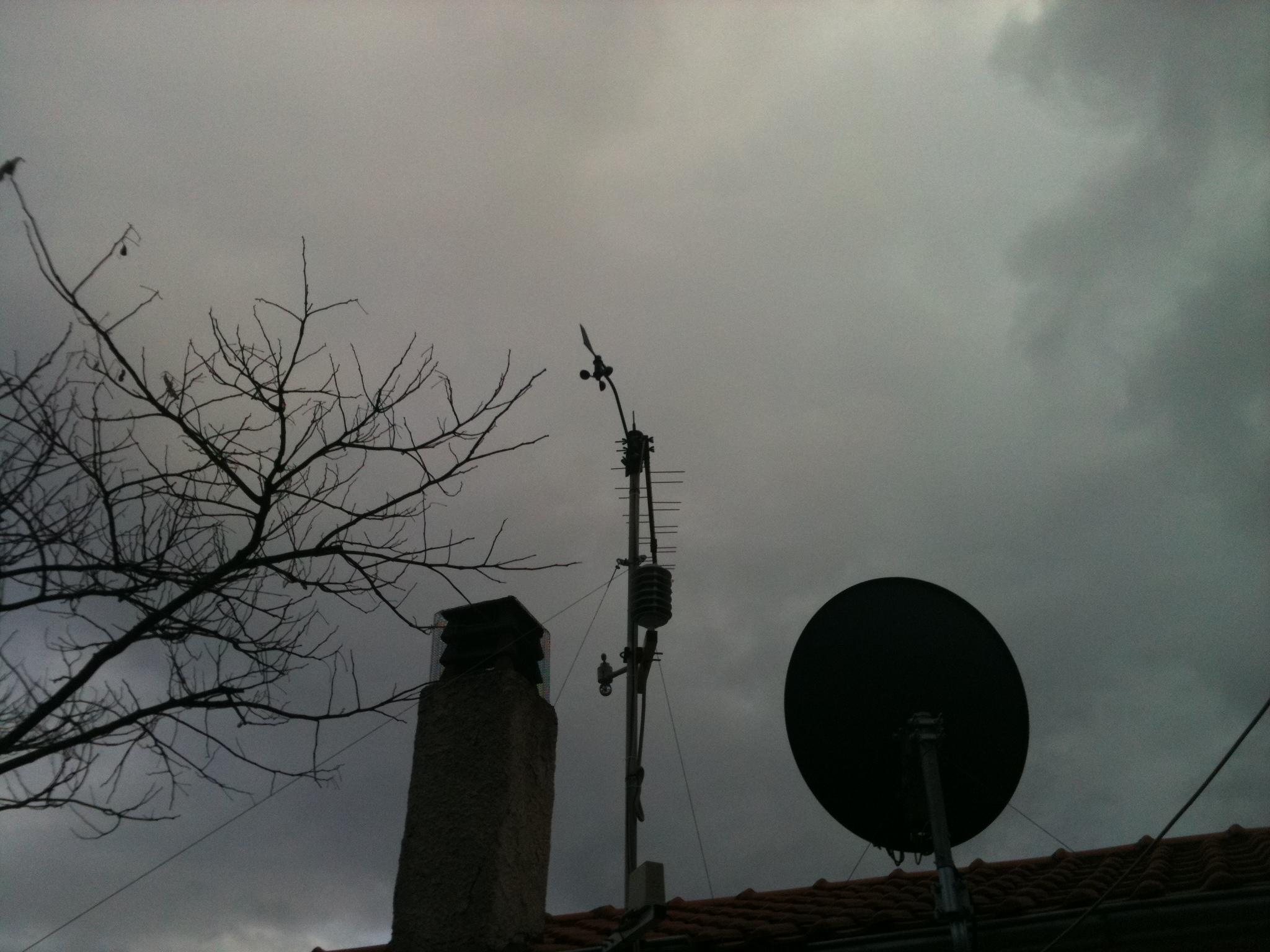 davis rain gauge